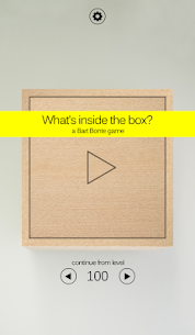 What's inside the box? 5