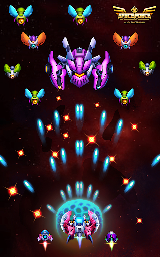 Space Force: Alien Shooter War 1.4.2 screenshots 3