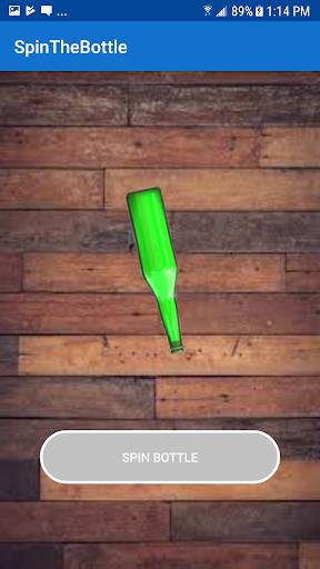 spin the bottle - original - free screenshot 3