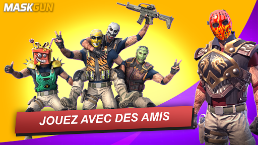 MaskGun Multiplayer FPS - Jeu de tir gratuit  screenshots 4