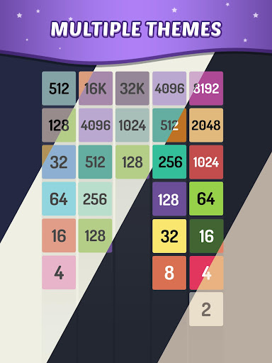 Merge Block - 2048 Puzzle  screenshots 12