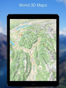 Relief Maps – 3D GPS Hiking | Trail Running | Ski 4