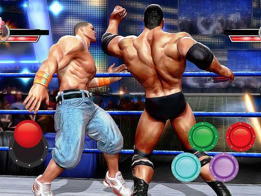 Pro Wrestling Games: Fighting Games 2021 2.5 Screenshots 5