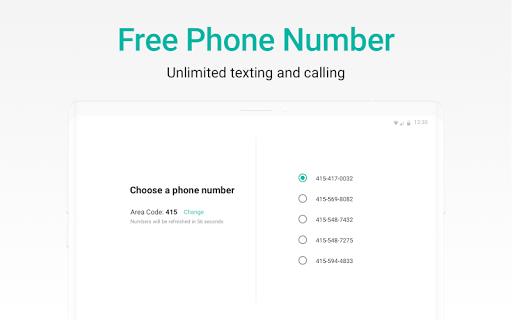 2ndLine - Second Phone Number  Screenshots 6