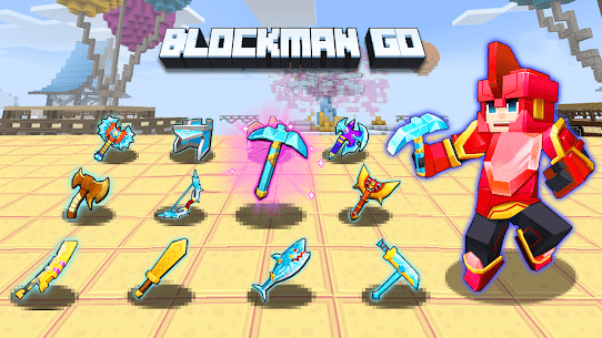 Blockman Go MOD (Unlimited Coins) 2