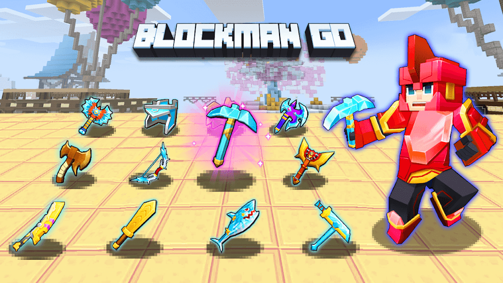 Blockman Go  poster 2