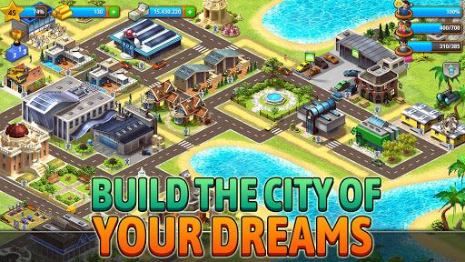 City Island: Paradise Simulation Bay screenshots 2