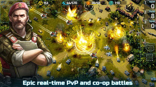 Art of War 3: PvP RTS modern warfare strategy game 1.0.88 screenshots 8
