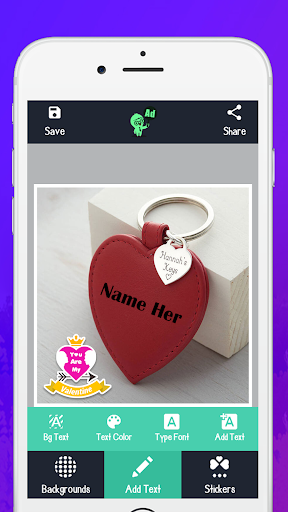 Name On Necklace - Name Art 3.0.1 Screenshots 6