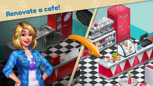 Piper's Pet Cafe androidhappy screenshots 1