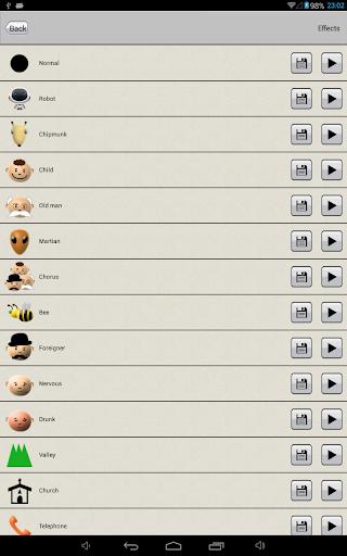 Voice Changer 1.1.39 Screenshots 14