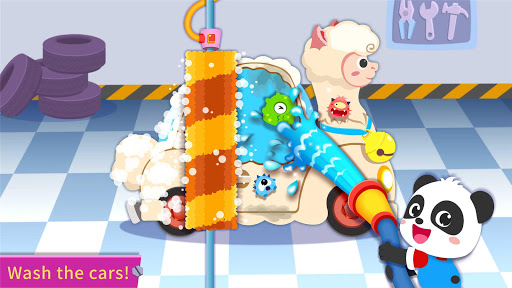Little Panda's Auto Repair Shop  Screenshots 13