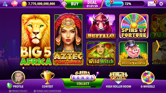 Gambino Slots Mod Apk: Free Online Casino Slot Machines (Unlimited Coins) 8