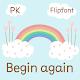 PKbeginagain™ Latin Flipfont APK