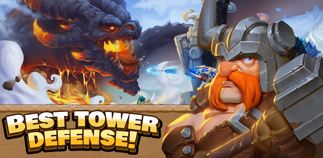 tower defense realm king: epic td strategy element hack