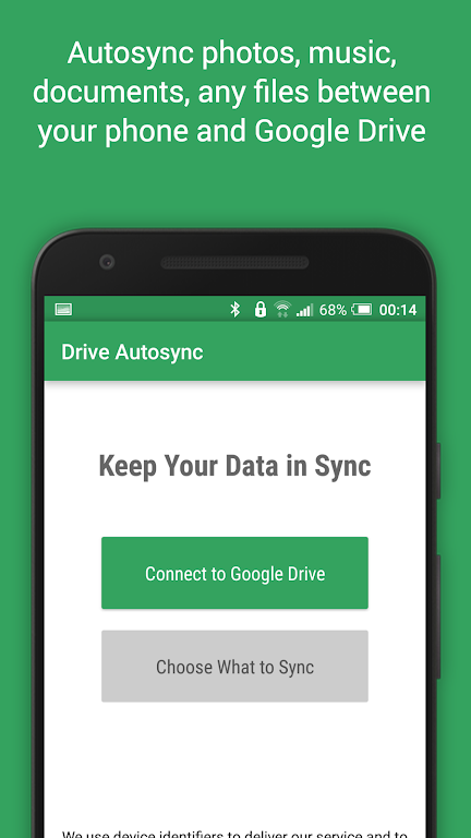 Autosync for Google Drive  poster 0