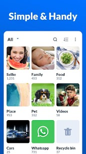 Gallery – Hide Pictures and Videos, XGallery 1