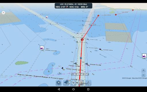 Marine Ways - Free Nautical Charts 1.24 Screenshots 11