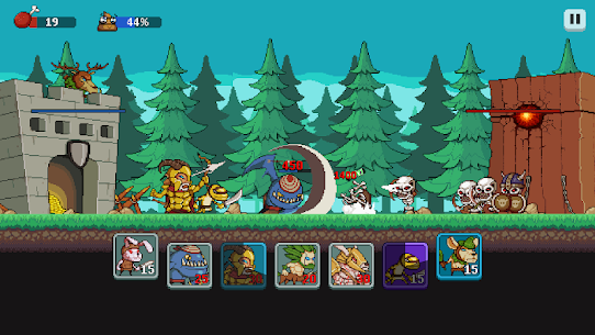 Monsters War: Epic TD Strategy Offline Games 1.4.9 1