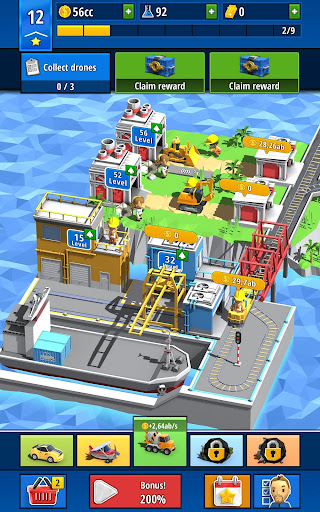 Idle Inventor - Factory Tycoon screenshots 15