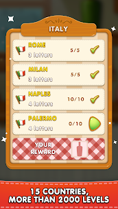 Word Pizza MOD (Unlimited Coins) 4