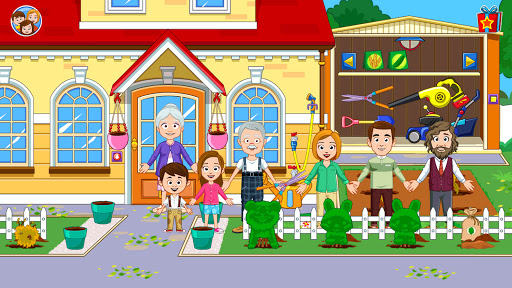 My Town : Grandparents Free 1.01 screenshots 6