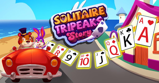 Solitaire Tripeaks Story - 2020 free card game 1.3.6 7