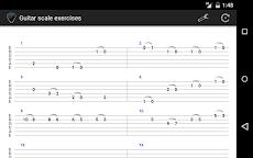 Guitar scale exercisesのおすすめ画像4