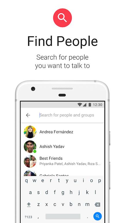 Messenger Lite: Free Calls & Messages  poster 6