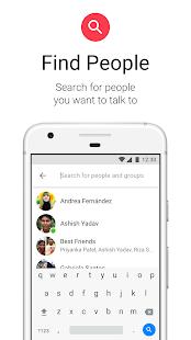 Messenger Lite:無料の通話とメッセージ