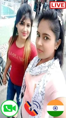Indian Girls Video Chatのおすすめ画像3
