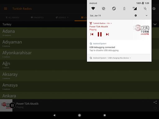 Radyo Kulesi - Turkish Radios 2.3.0 Screenshots 14