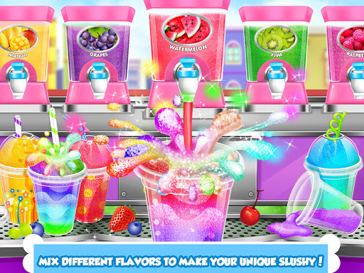 icy food maker - frozen slushy screenshot 3