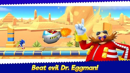 Sonic Runners Adventure game Apk 5