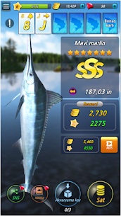 Fishing Season River To Ocean Mod Apk 1.8.29 [Unlimited money] 3