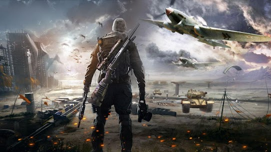 Sniper 3D Strike Assassin Ops MOD Apk 2.4.3 (Unlocked) 1