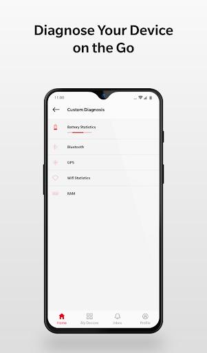 OnePlus Care 4.6.0 Screenshots 5