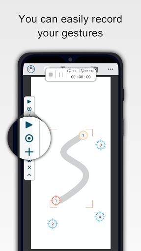 Click Assistant - Auto Clicker : Gesture Recorder  screenshots 4