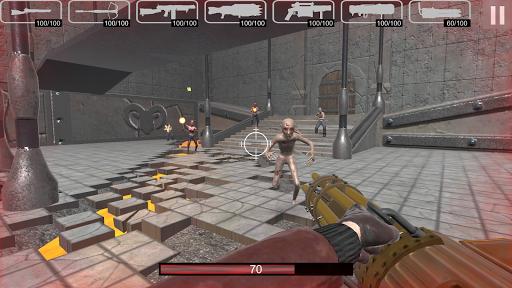 Hell Destroyer  screenshots 1