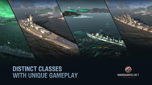 World of Warships Blitz: Gunship Action War Game 4.0.1 Screenshots 3