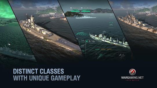 Free World of Warships Blitz  Gunship Action War Game NEW 2021 **** 3