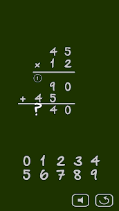 Math  Long Multiplication Apk Download 3