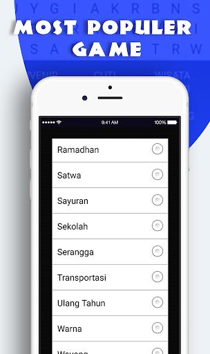 Cari Kata 2020 3.0 Screenshots 5