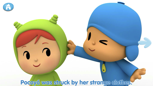 Pocoyo meets Nina - Storybook screenshots 6