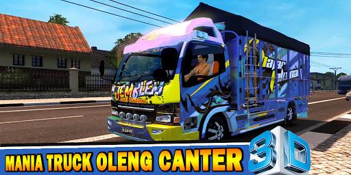 Mania Truck Oleng Simulator Indonesia 2021  screenshots 1