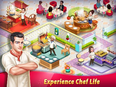 Tasty Cooking Cafe & Restaurant Game: Star Chef 2 9