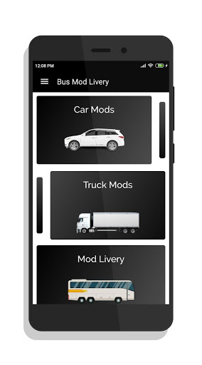 Bus Mod Livery apkpoly screenshots 3