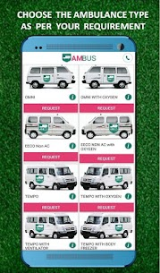 Ambus  Ambulance Booking For Pc | How To Download Free (Windows And Mac) 1