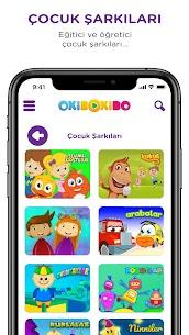 OkiDoKido: Çocuk Çizgi Film TV Full Apk İndir 2