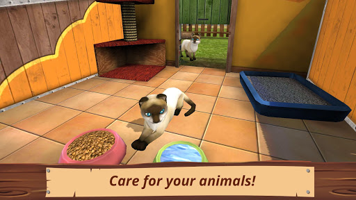 Pet World Premium - animal shelter u2013 care of them apkdebit screenshots 4
